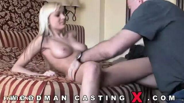 Bianca Golden - woodman casting