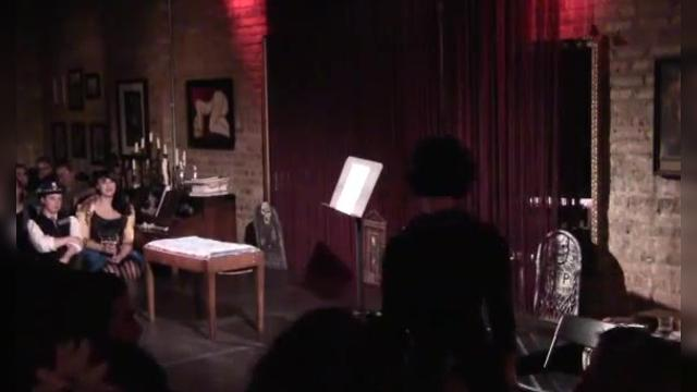 Michelle L'amour perform's - BUTTHOVEN'S 5TH SYMPHONY 3 мин.