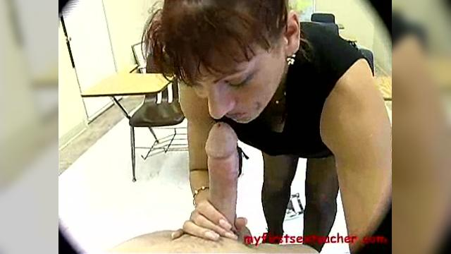 My First Sex Teacher Mrs. Carol