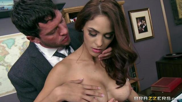 Getting The Boss's Attention Jasmine Caro , Preston Parker