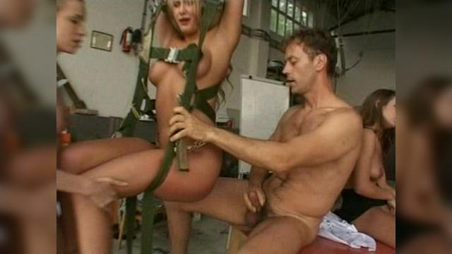 [Interracial - Group] Alessia Romei - Rocco Initiations 4