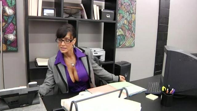 She's The Boss - Lisa Ann
