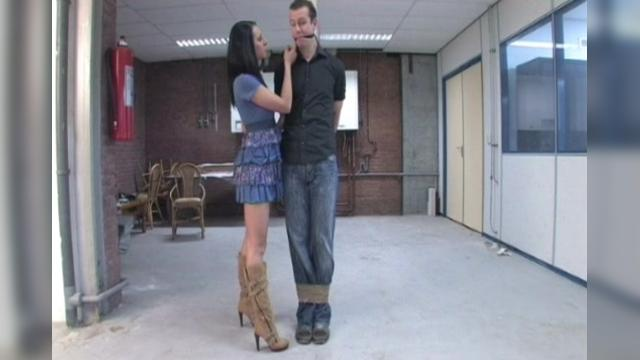 BoundMW -leonelle is wanking the hell out of shy boy hd 720p|10 мин.