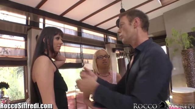 Simony Diamond takes this hard dick deep in her hot ass