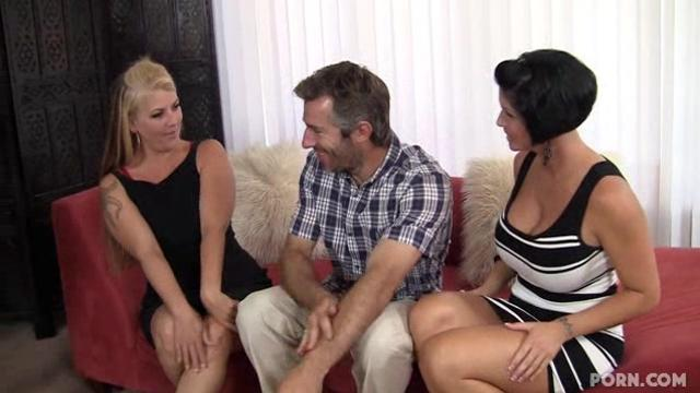 mature group sex with hot cougar milfs HD