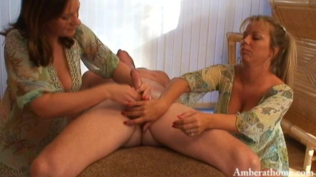 Amber Lynn Bach Double the Fun!