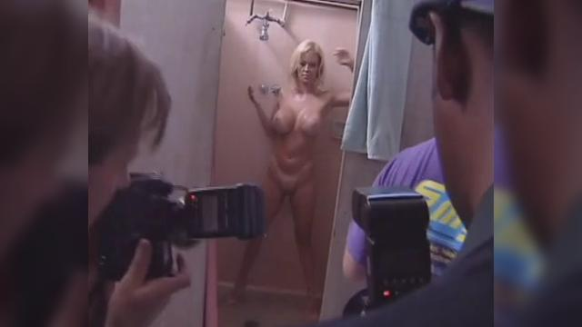 Jenna Jameson - Flashpoint (за кадром)|55 сек.