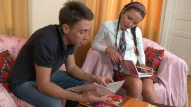 Nataly Gold- A Hot Lesson|21 мин.