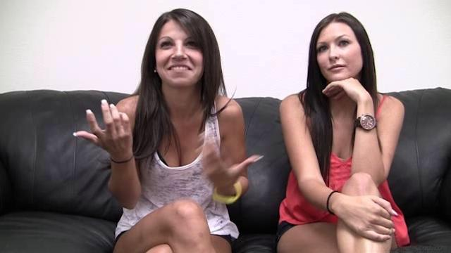Backroom Casting Couch e183 melanie and natalee